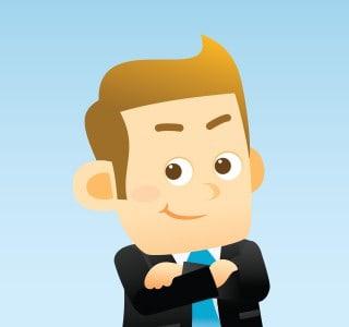 Cartoon character 'Lou' © Ziven/Shutterstock.com
