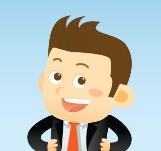 Cartoon character 'Stan' © Ziven/Shutterstock.com